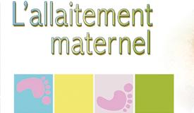 Affiche sur l'allaitement maternel