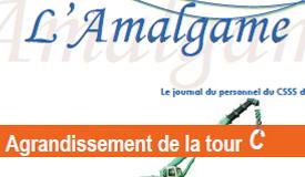 Journal  L'Amalgame